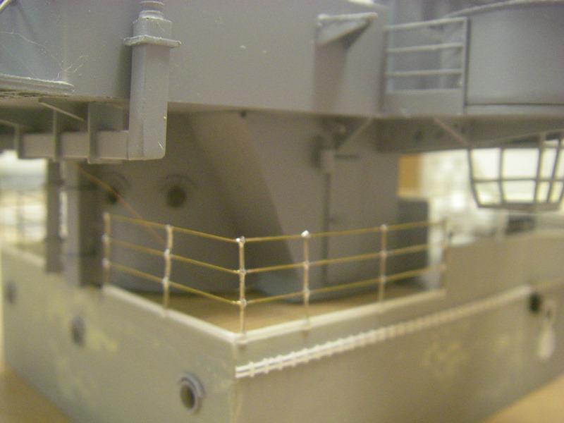 Bau der Bismarck in 1:100  - Seite 5 Imgp8915