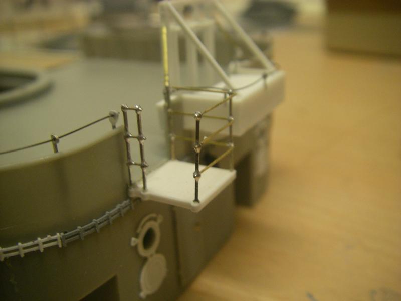 Bau der Bismarck in 1:100  - Seite 5 Imgp8921