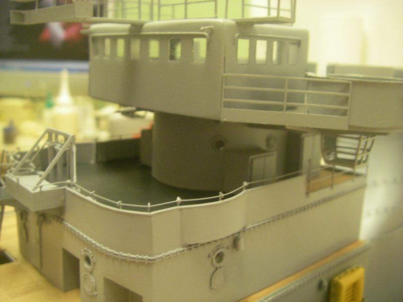 Bau der Bismarck in 1:100  - Seite 5 Imgp8926