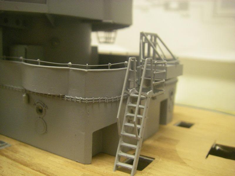 Bau der Bismarck in 1:100  - Seite 5 Imgp8927