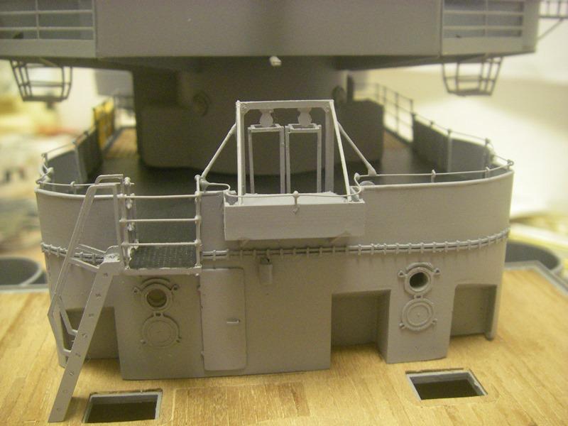 Bau der Bismarck in 1:100  - Seite 5 Imgp8929