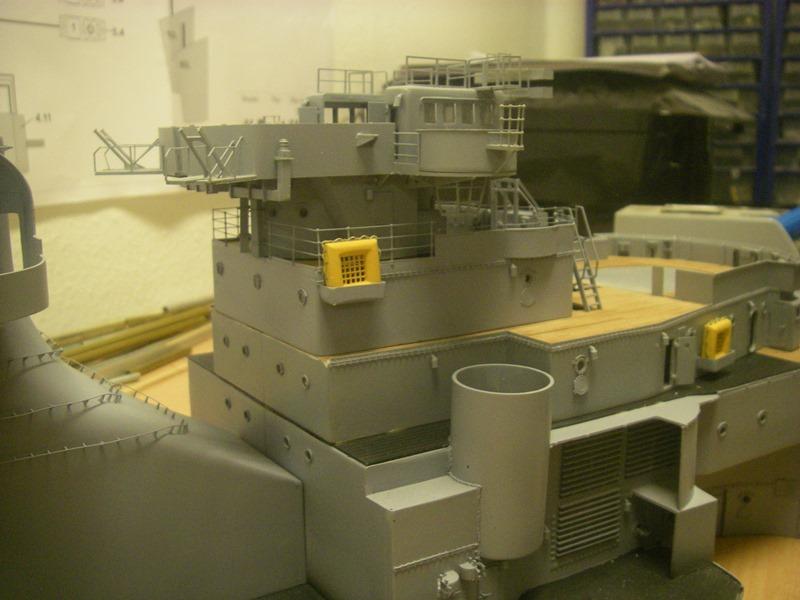 Bau der Bismarck in 1:100  - Seite 5 Imgp8932