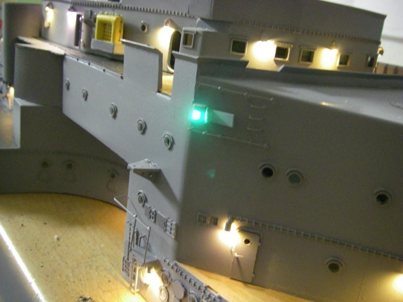 Bau der Bismarck in 1:100  - Seite 5 Imgp8948
