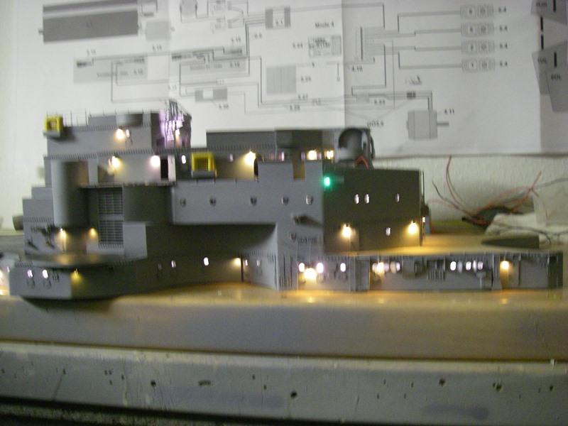 Bau der Bismarck in 1:100  - Seite 5 Imgp8953