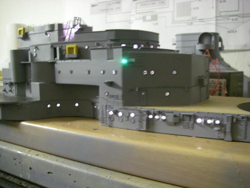 Bau der Bismarck in 1:100  - Seite 5 Imgp8957