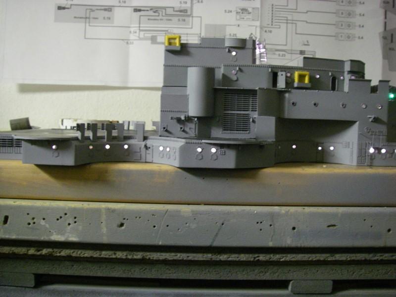Bau der Bismarck in 1:100  - Seite 5 Imgp8958