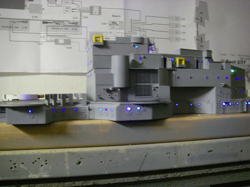 Bau der Bismarck in 1:100  - Seite 5 Imgp8962