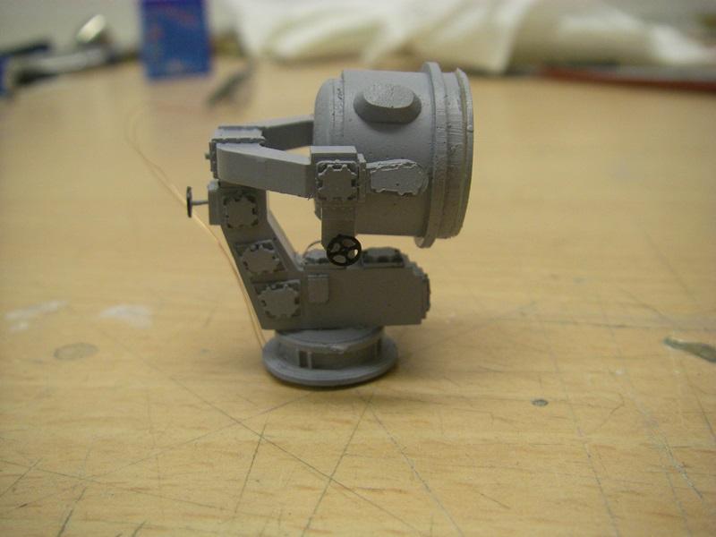 Bismarck 1:100 nur die Aufbauten  - Seite 6 Imgp9032
