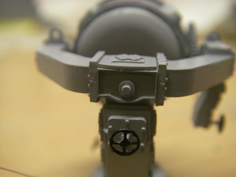 Bismarck 1:100 nur die Aufbauten  - Seite 6 Imgp9115