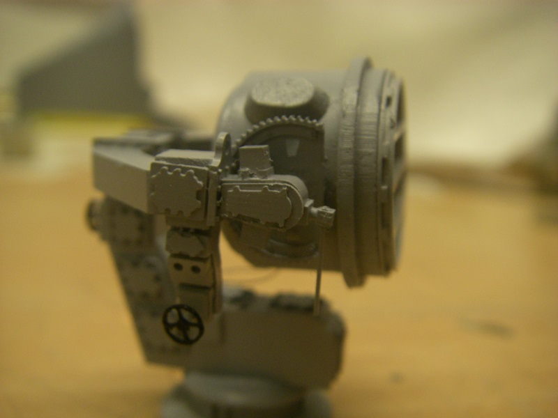 Bismarck 1:100 nur die Aufbauten  - Seite 6 Imgp9119