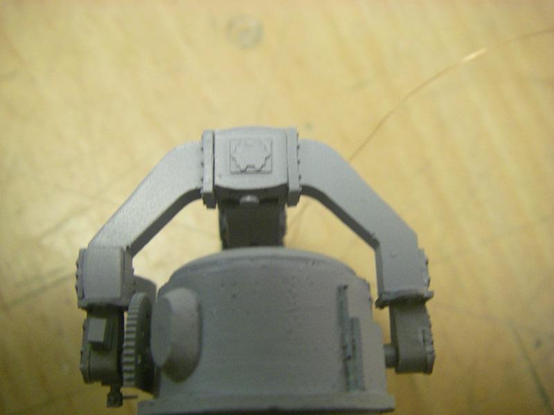 Bismarck 1:100 nur die Aufbauten  - Seite 6 Imgp9120