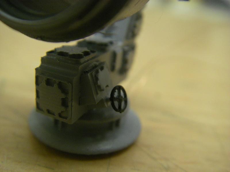 Bismarck 1:100 nur die Aufbauten  - Seite 6 Imgp9122
