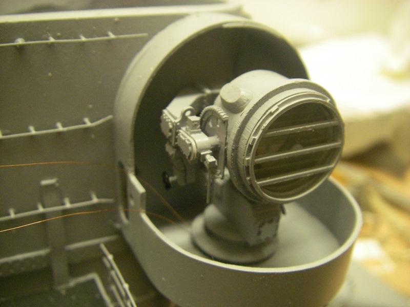 Bismarck 1:100 nur die Aufbauten  - Seite 6 Imgp9124