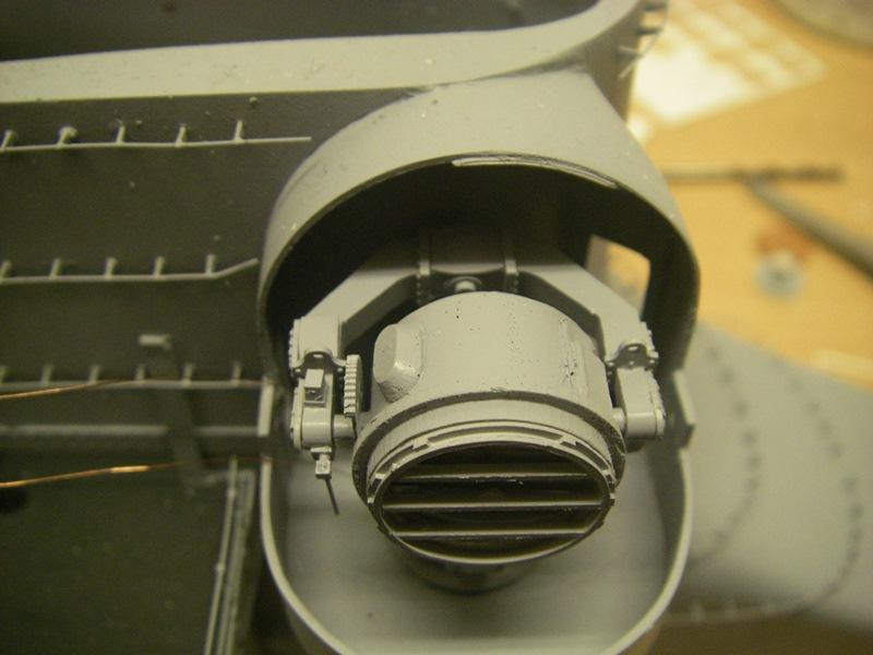 Bismarck 1:100 nur die Aufbauten  - Seite 6 Imgp9125