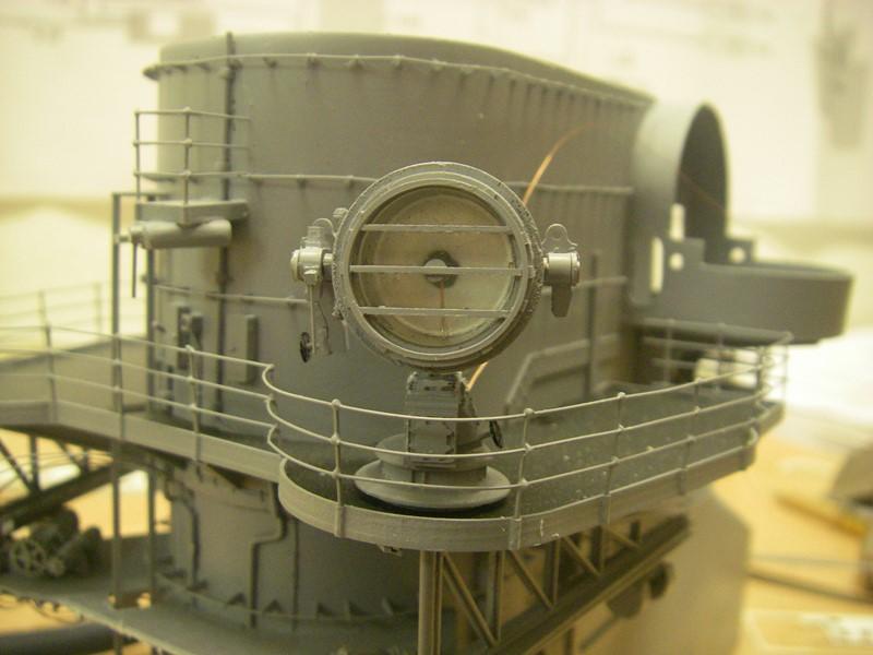 Bau der Bismarck in 1:100  - Seite 6 Imgp9127