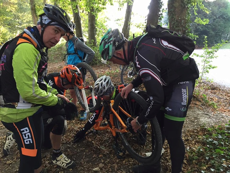 CR Week-end du 08 et 09/10/2016   Vtt_0910