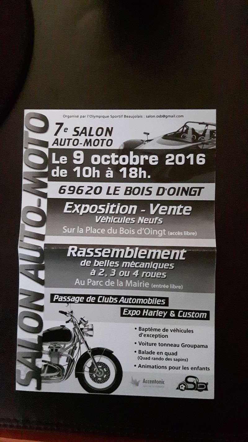 rassemblement 9  octobre  2016 beaujolais 20160912