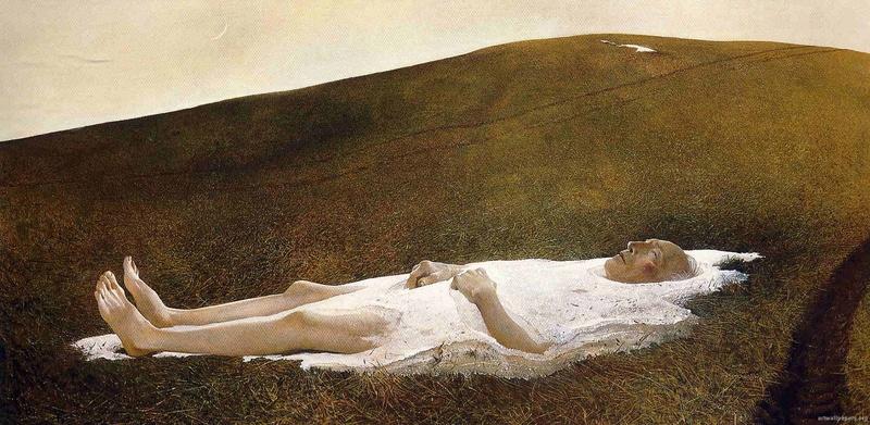 AA SOMMAIRE ILLUSTRE DES SUJETS SUR LA PEINTURE Wyeth_25