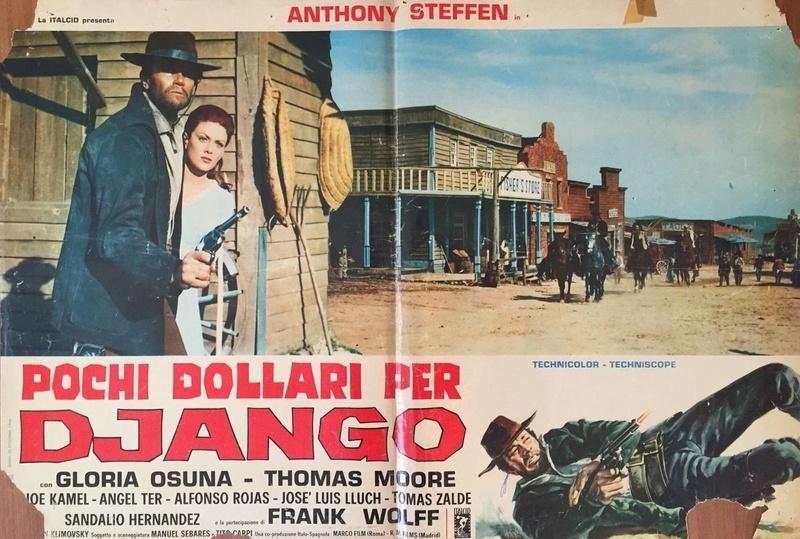 Quelques Dollars pour Django - Pochi dollari per Django  - 1966 - Leon Klimosky - Page 2 _5712