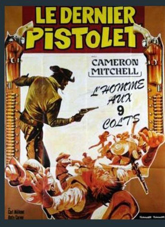 Le dernier pistolet ( Jim il Primo ) –1964- Sergio BERGONZELLI En120311
