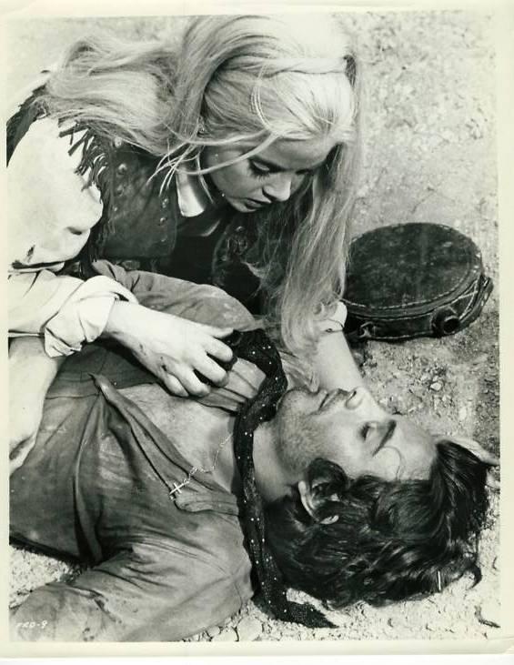 L'héritage de la colère ( Quatro Cabalgaron ) –1969- John PEYSER Four4410