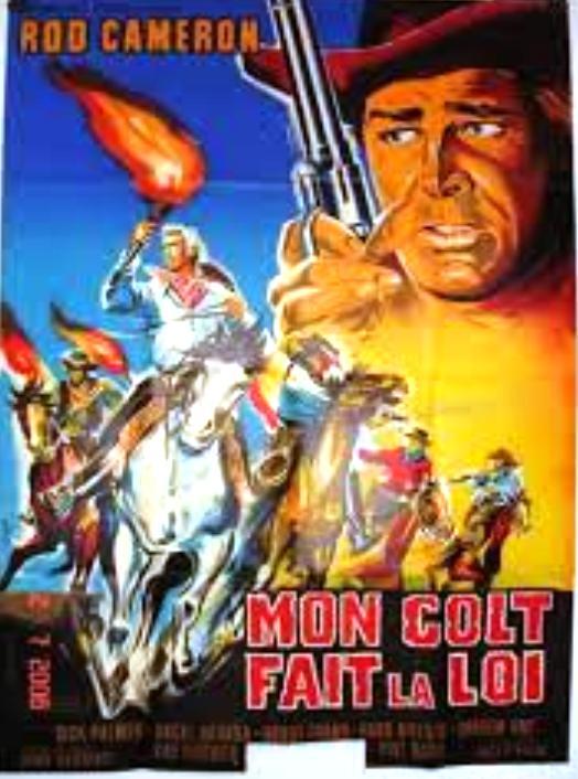 Mon Colt fait la loi - Le pistole non discutono - Mario Caiano - 1963 - Page 2 Index10
