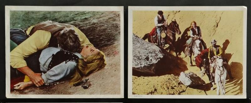 L'héritage de la colère ( Quatro Cabalgaron ) –1969- John PEYSER Lc_fou11
