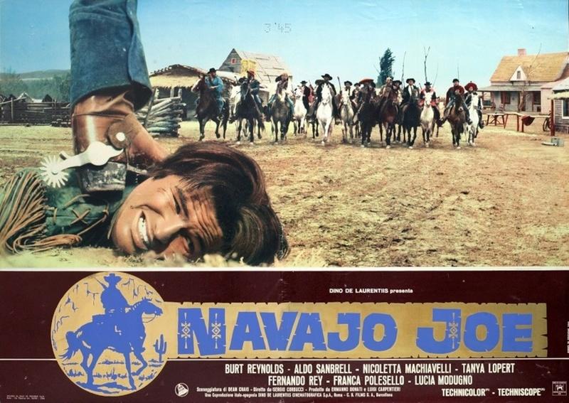 Navajo Joe - Un Dollaro a Testa - 1966 - Sergio Corbucci Navajo11