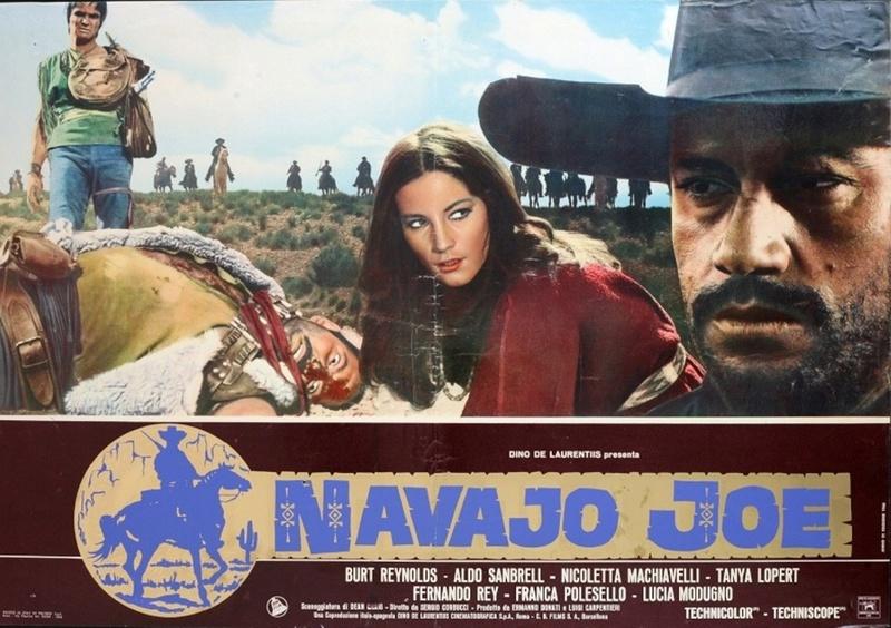 Navajo Joe - Un Dollaro a Testa - 1966 - Sergio Corbucci Navajo12