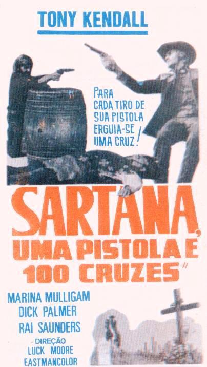Sartana, pistolet pour 100 croix - Una pistola per cento croci - 1971 - Carlo Croccolo - Page 2 Una_pi10