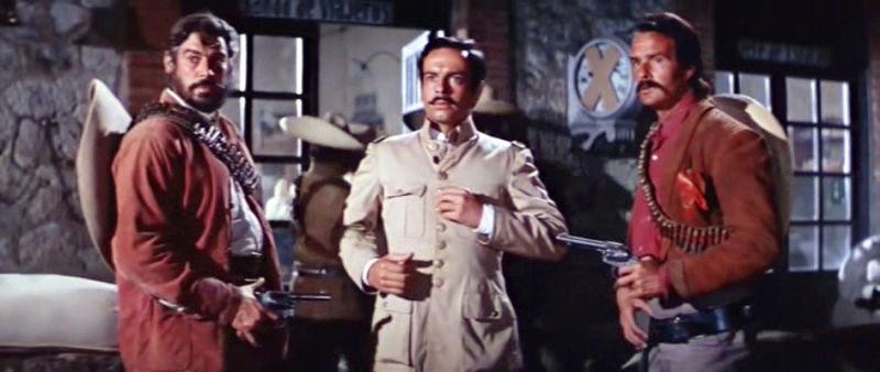 Pancho Villa . 1967 . Buzz Kulik . Vlcsna11