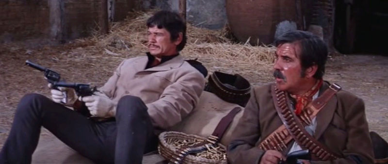 Pancho Villa . 1967 . Buzz Kulik . Vlcsna12