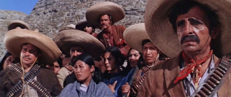 Pancho Villa . 1967 . Buzz Kulik . Vlcsna13