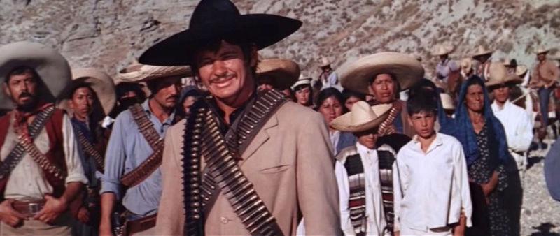 Pancho Villa . 1967 . Buzz Kulik . Vlcsna14