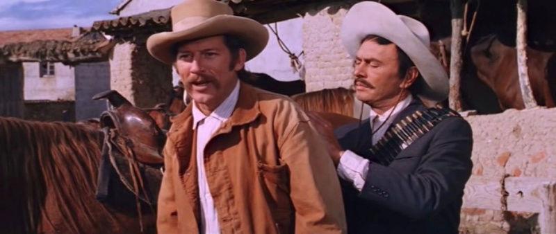 Pancho Villa . 1967 . Buzz Kulik . Vlcsna19