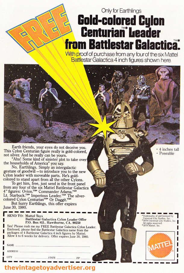 My Battlestar Galactica Figures Battle10