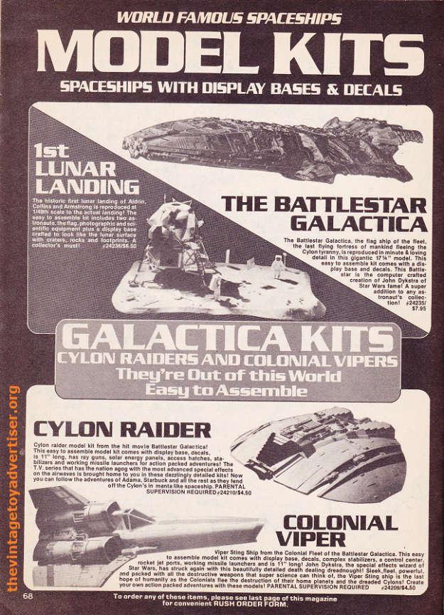 My Battlestar Galactica Figures Creepy11