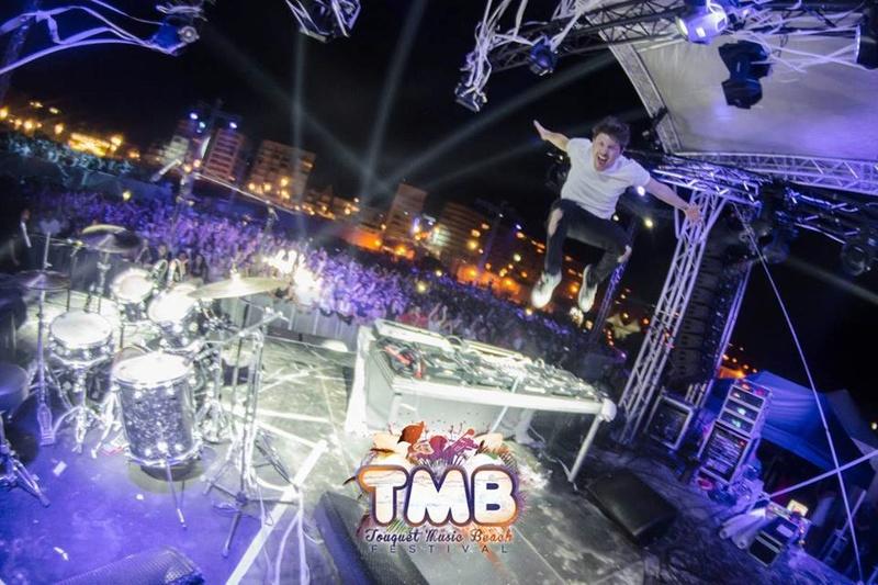 [27/08/2016] Touquet Music Beach Festival - Touquet - France 14232310