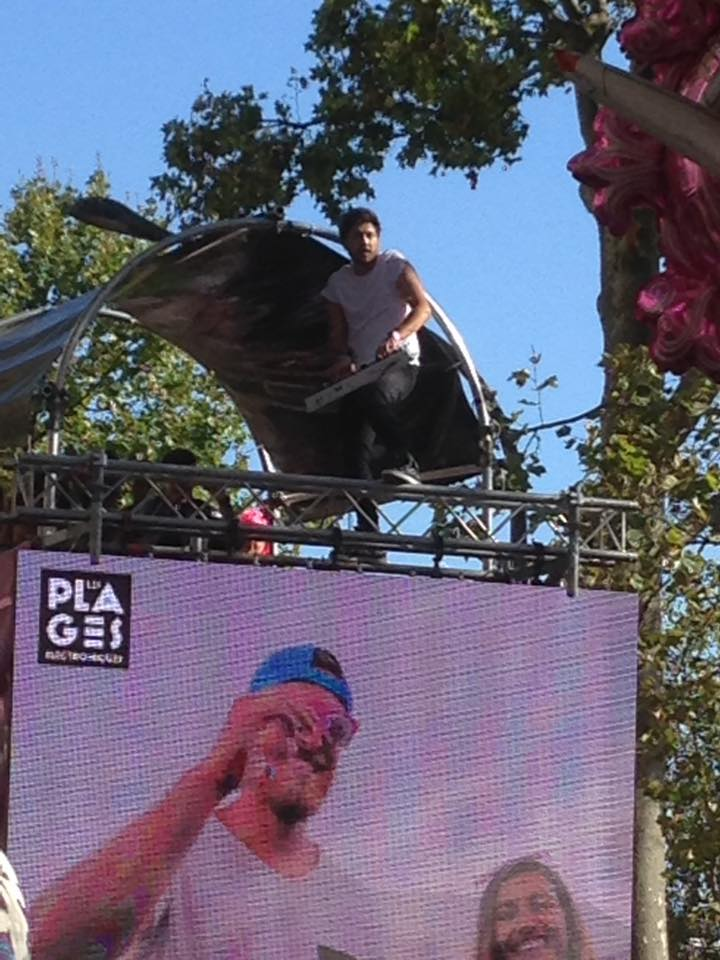 [24/09/2016] Technoparade @Char Haribo Pik Soonvibes - Paris - France 14359210
