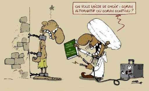 Images drôles, insolites ou improbables - Page 54 Coran_10