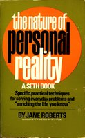 The Nature of Personal Reality- A Seth Book 90917310