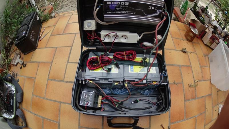 Système autonome d'énergie portable grands wattages: les évolutions! - Page 2 Valise10