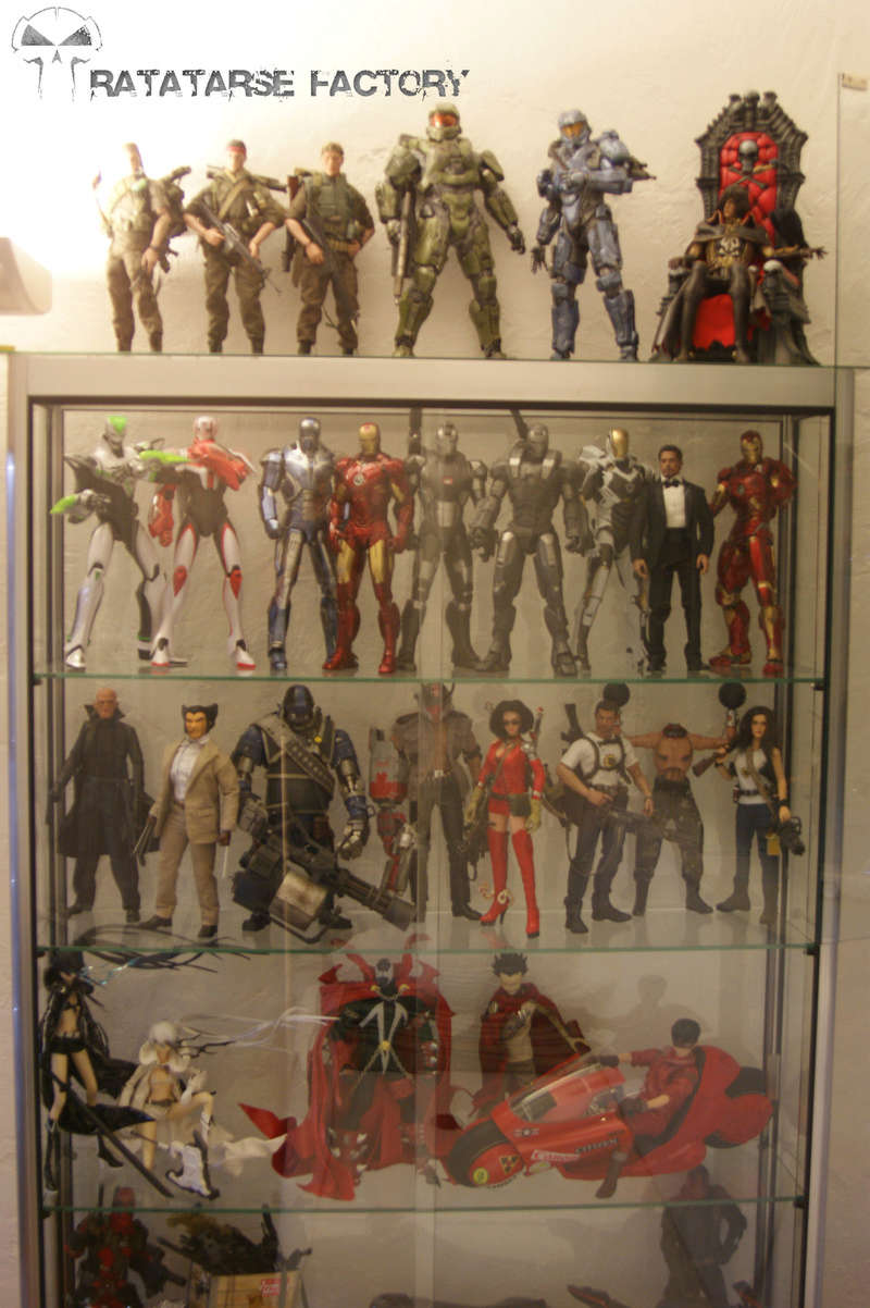 Ratatarse Collection - Hot Toys / Medicom et customs... - Page 11 Dsc05410