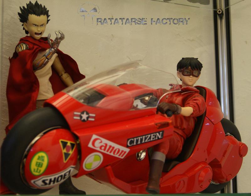 Ratatarse Collection - Hot Toys / Medicom et customs... - Page 12 Dsc05416