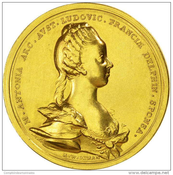 Le mariage de Louis XVI et Marie-Antoinette  - Page 9 Medail10