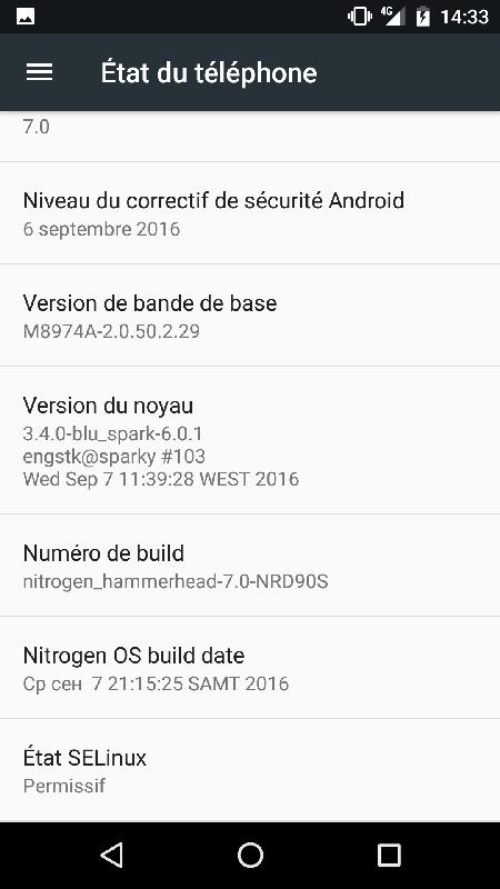 [Nougat] Retour d'expériences, avis et discussions Rom / kernel / mod etc. Screen19