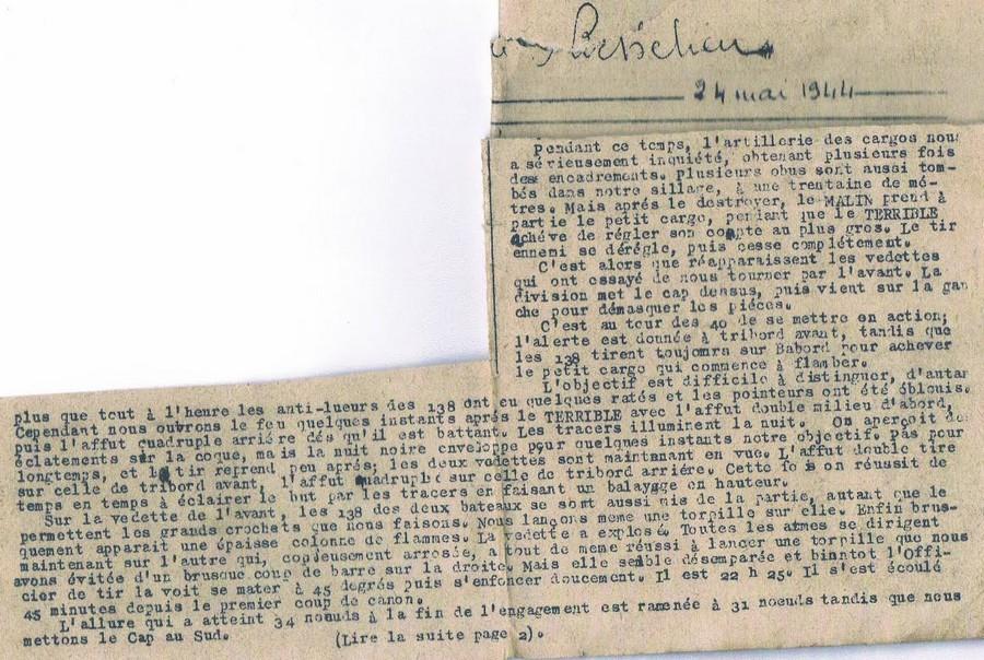 [Les batiments de ligne] RICHELIEU ET JEAN BART - TOME 2 - Page 36 414