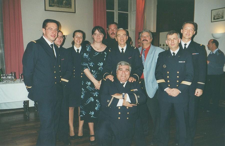 [Les traditions dans la Marine] LES POTS DE DÉBARQUEMENTS - Page 2 Img28910