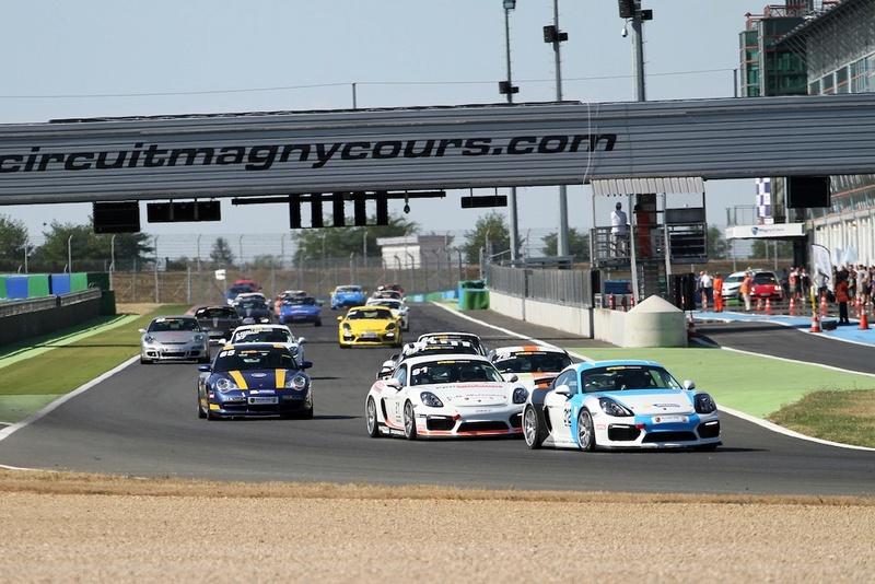 Trophée BRM Sport Cup 2016 avec le Porsche Club Motorsport - Page 3 411