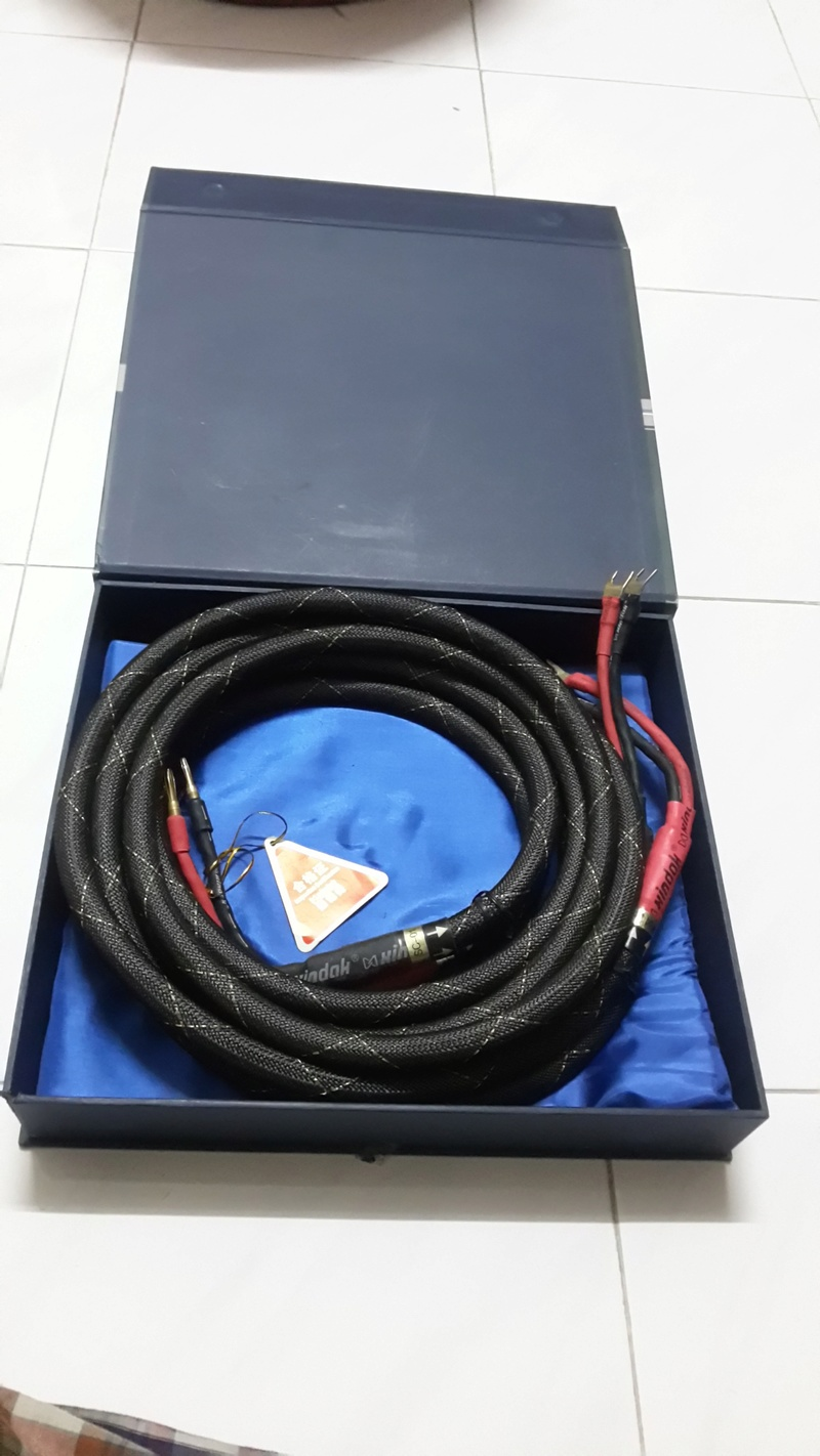 Xindak SC 01 speaker cable Xindak19